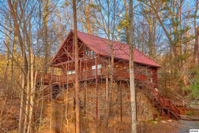 1750 W Ski View Dr, Sevierville, TN 37876 (#216672) :: Four Seasons Realty, Inc
