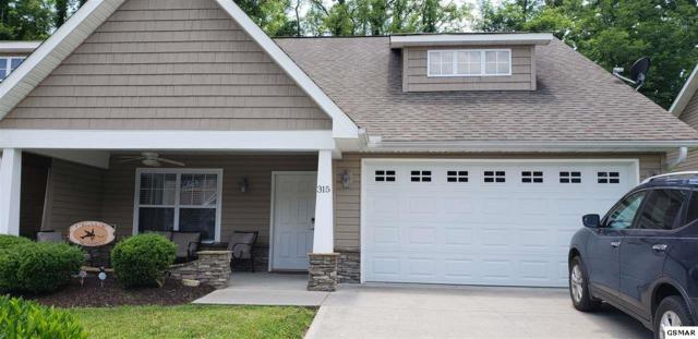 315 Meriweather Mt. Zion St., Pigeon Forge, TN 37863 (#216699) :: Four Seasons Realty, Inc