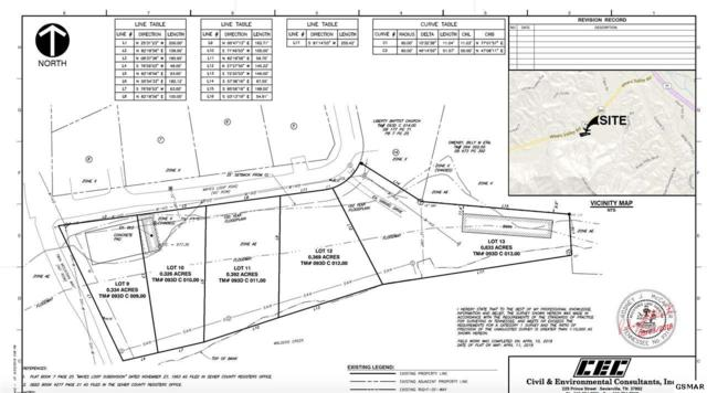 Lot Lot Lot Lot 9-12 Mays Loop Rd, Pigeon Forge, TN 37863 (#216703) :: Billy Houston Group