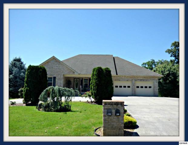 1159 Country Club Rd, Dandridge, TN 37725 (#216722) :: Billy Houston Group