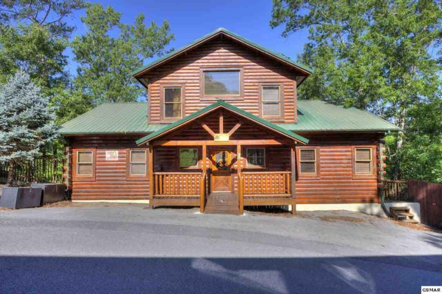 720 Chickasaw Gap Way, Pigeon Forge, TN 37863 (#216772) :: Colonial Real Estate