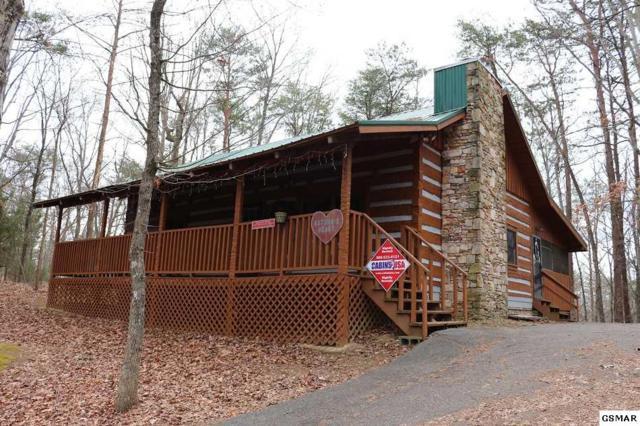 "1743 Ridgecrest Drive ""Nature's Heart, Sevierville, TN 37876 (#216796) :: Colonial Real Estate"
