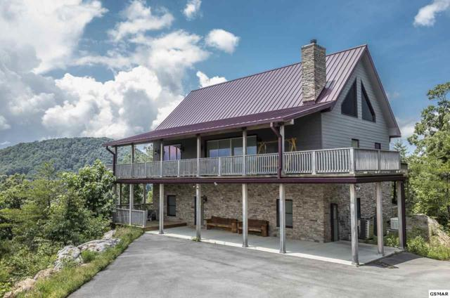 3901 Patriot Ln, Sevierville, TN 37862 (#216840) :: Four Seasons Realty, Inc