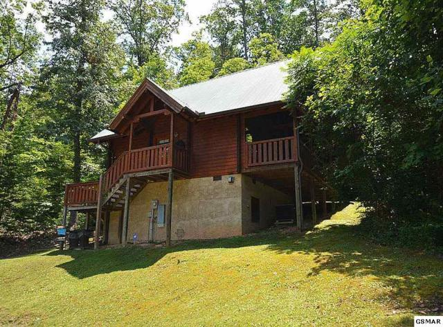 "1429 Cupid Way ""Midnight Fun"", Sevierville, TN 37876 (#216842) :: Four Seasons Realty, Inc"