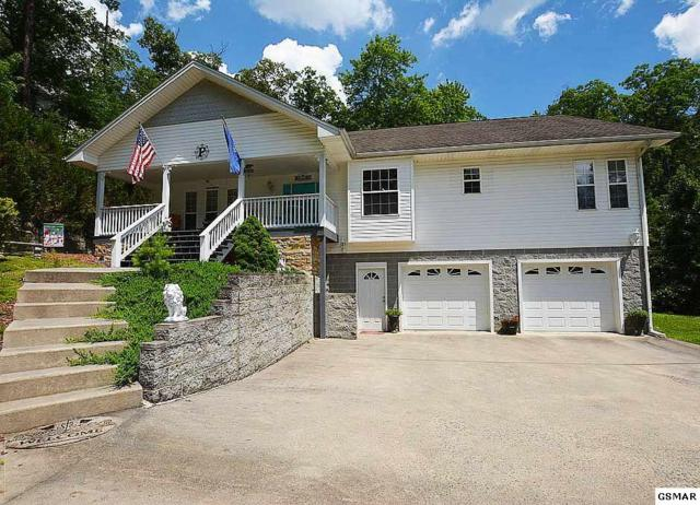 614 Monte Wood Circle, Pigeon Forge, TN 37863 (#216884) :: Billy Houston Group