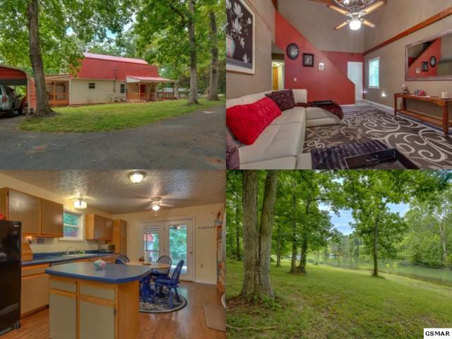 2221 Harvest Lane, Dandridge, TN 37725 (#216914) :: Four Seasons Realty, Inc