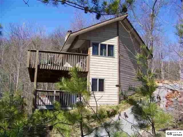 903 Old Field Ridge Way, Gatlinburg, TN 37738 (#216915) :: Billy Houston Group