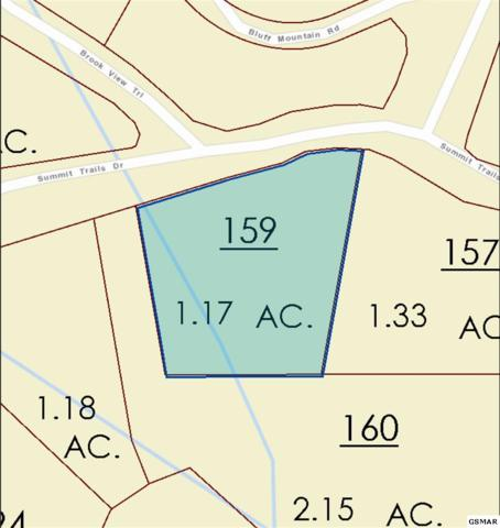 Lot 120 Summit Trails Dr, Sevierville, TN  (#216919) :: The Terrell Team