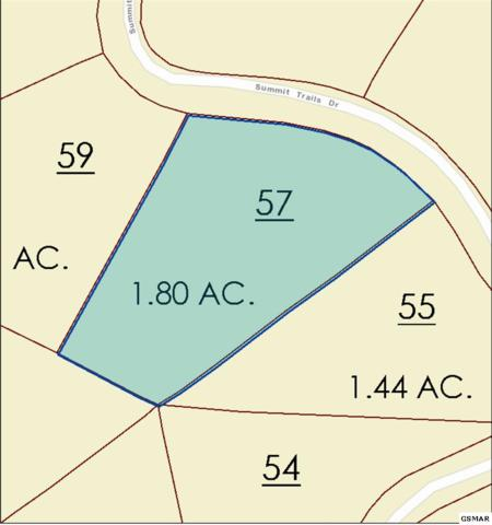 Lot 17 Summit Trails Dr, Sevierville, TN  (#216923) :: The Terrell Team