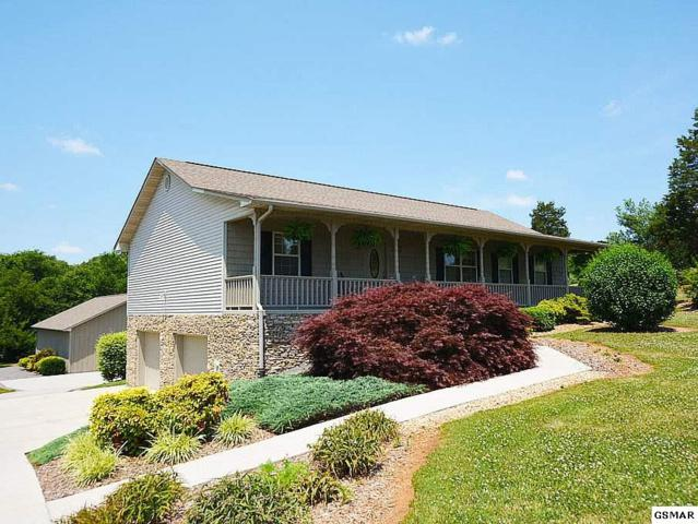 2027 Ranch Road, Dandridge, TN 37725 (#217001) :: Four Seasons Realty, Inc