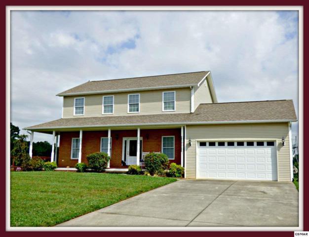 209 Vista View Ct., Dandridge, TN 37725 (#217132) :: Four Seasons Realty, Inc