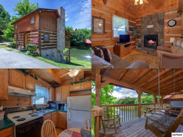442 Hideaway Ridge Circle Tucked Away, Sevierville, TN 37862 (#217233) :: Colonial Real Estate