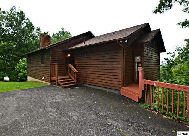 "860 Heiden Drive ""Heaven Sent"", Gatlinburg, TN 37738 (#217344) :: Billy Houston Group"