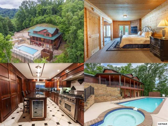 159 Bob Hollow Road, Sevierville, TN 37876 (#217350) :: Colonial Real Estate