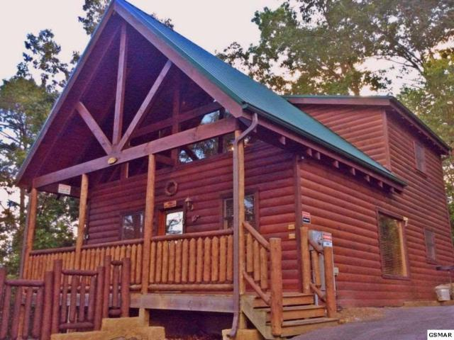 2251 Upper Middle Creek Rd Adohi -Cabin #2, Sevierville, TN 37876 (#217382) :: Four Seasons Realty, Inc