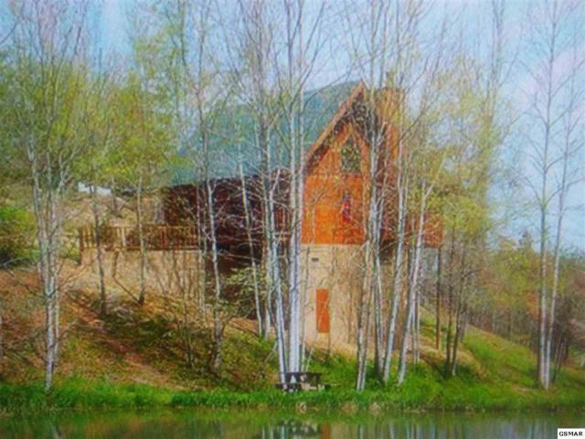 """2829 Valley Springs Way """"On Water's Edg, Sevierville, TN 37862 (#217453) :: The Terrell Team"""