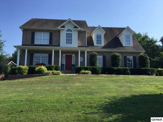 629 Green Ridge Dr, Seymour, TN 37865 (#217487) :: Colonial Real Estate