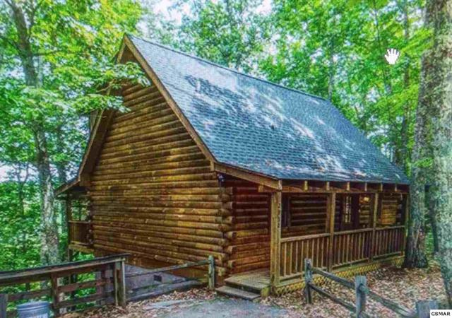 """2932 Valley Springs Way """"Bear Mountain"""", Sevierville, TN 37862 (#217551) :: Colonial Real Estate"""