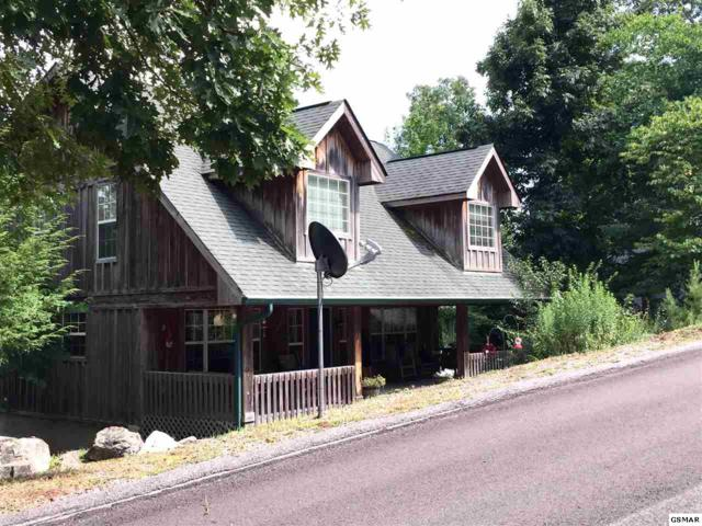 710 Shell Mountain Rd, Sevierville, TN 37876 (#217552) :: Colonial Real Estate