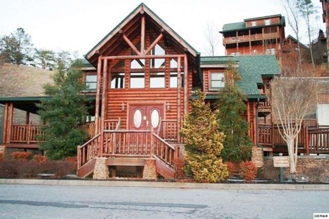 1616 Mountain Lodge Way, Pigeon Forge, TN 37862 (#217557) :: Billy Houston Group