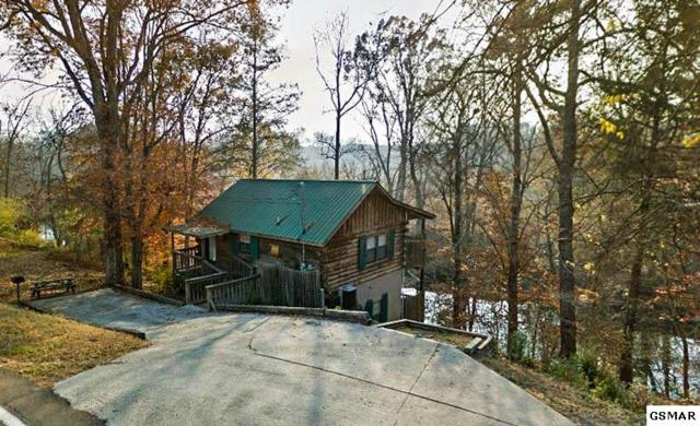 "1890 Pittman Center Road Cabin# 3, ""Gone, Sevierville, TN 37876 (#217569) :: The Terrell Team"