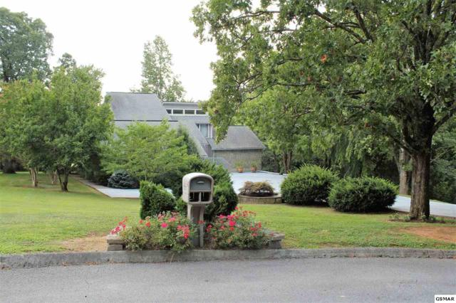 1190 S South Fork Dr, Sevierville, TN 37862 (#217590) :: Four Seasons Realty, Inc