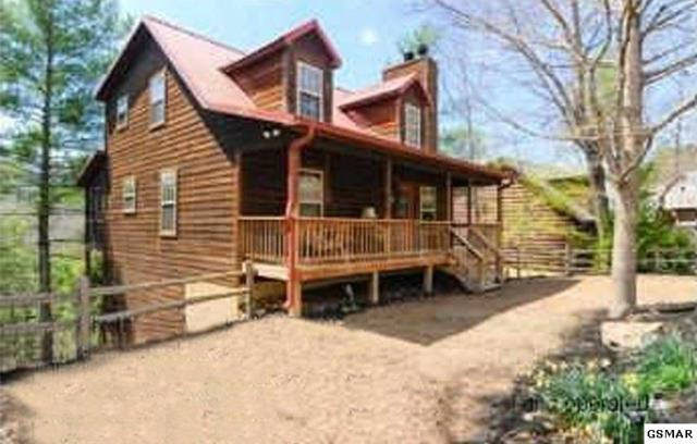 212 Ace Gap Rd, Townsend, TN 37882 (#217712) :: Colonial Real Estate
