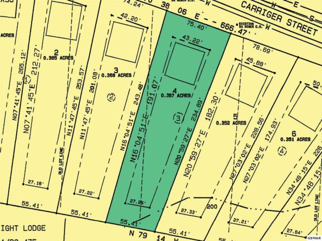 Lot 4 Carriger Street, Morristown, TN 37814 (#217762) :: Colonial Real Estate