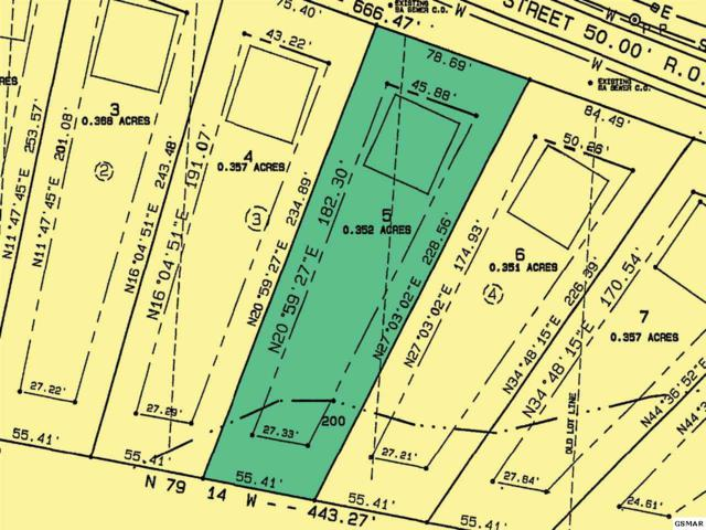 Lot 5 Carriger Street, Morristown, TN 37814 (#217763) :: Colonial Real Estate