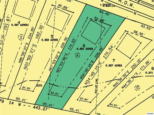 Lot 6 Carriger Street, Morristown, TN 37814 (#217764) :: Colonial Real Estate