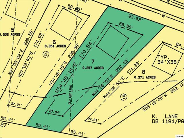Lot 7 Carriger Street, Morristown, TN 37814 (#217765) :: Colonial Real Estate