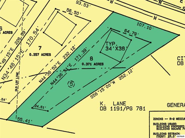 Lot 8 Carriger Street, Morristown, TN 37814 (#217766) :: Colonial Real Estate