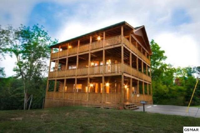 349 Oak Lake Dr Mountain Lake L, Sevierville, TN 37862 (#217960) :: Colonial Real Estate