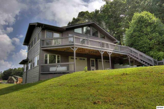 3836 Pleasant View Lane, Sevierville, TN 37862 (#217983) :: The Terrell Team