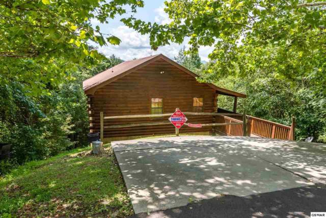 611 Quill Gordon Ct, Pigeon Forge, TN 37863 (#218000) :: Billy Houston Group