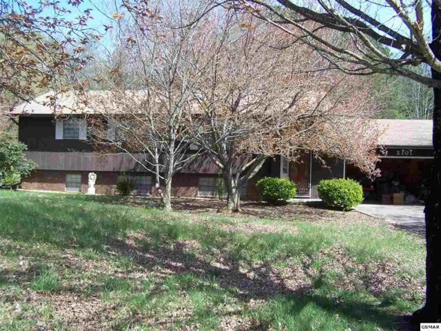 2101 Deerfield Circle, New Market, TN 37820 (#218040) :: Colonial Real Estate