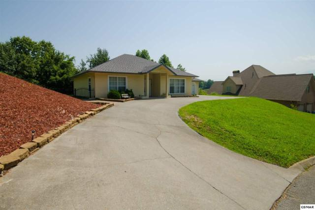 552 Kings Hills Blvd, Pigeon Forge, TN 37863 (#218052) :: The Terrell Team