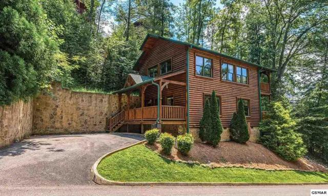 650 Gatlinburg Falls Way, Gatlinburg, TN 37738 (#218075) :: Prime Mountain Properties