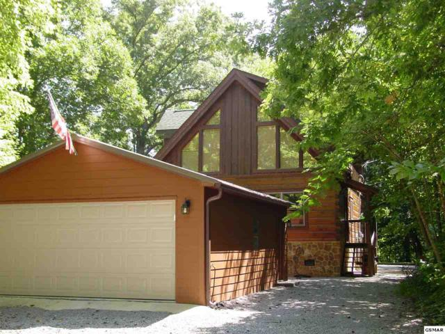 3529 Walker Way Wears Valley, Sevierville, TN 37862 (#218158) :: Colonial Real Estate