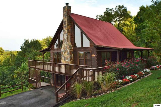 1608 Bench Mountain Way Chimney Ridge, Sevierville, TN 37862 (#218220) :: Colonial Real Estate