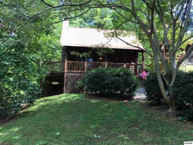 "709 Gray Hawk Way ""A Happy Haven"", Pigeon Forge, TN 37863 (#218404) :: The Terrell Team"