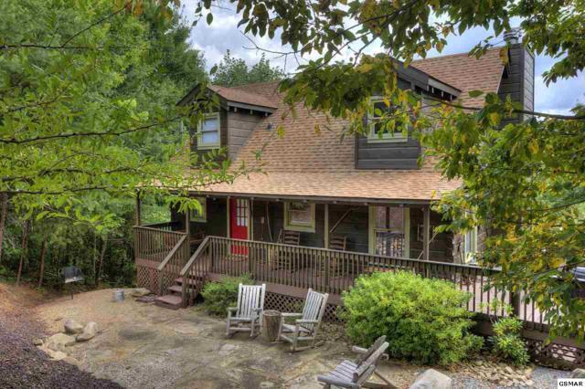 2415 N. School House Gap Rd Wonders In The , Sevierville, TN 37876 (#218412) :: Billy Houston Group