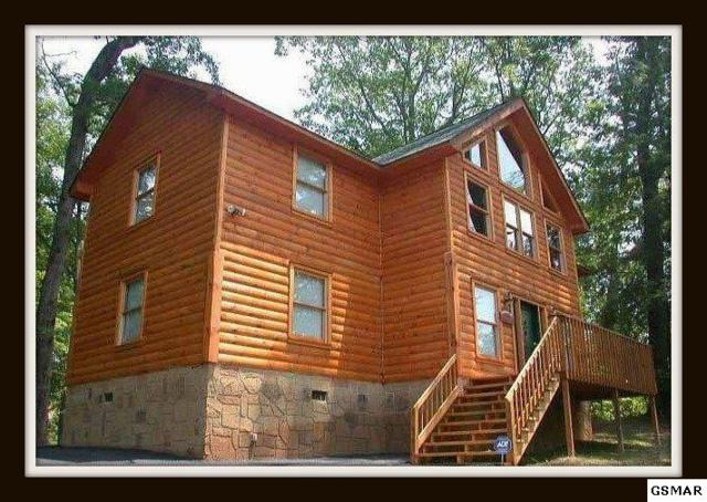 """1614 Oldham Springs Way """"Rosie Roo Ridg, Sevierville, TN 37876 (#218502) :: Billy Houston Group"""