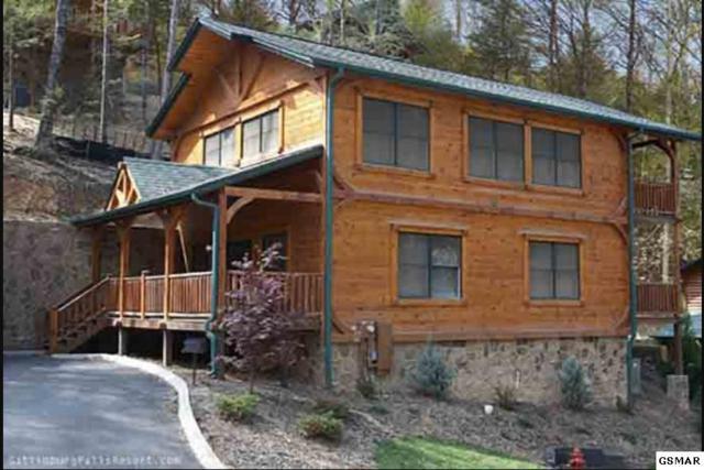 652 Gatlinburg Falls Way, Gatlinburg, TN 37738 (#218516) :: Colonial Real Estate