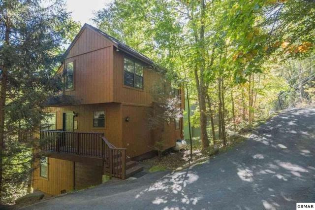 "814 Stans Rd ""Tram Lookout"", Gatlinburg, TN 37738 (#218523) :: Colonial Real Estate"