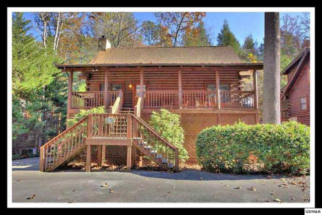 "621 Eagles Boulevard Way ""Callie Kate's , Pigeon Forge, TN 37863 (#218527) :: Billy Houston Group"