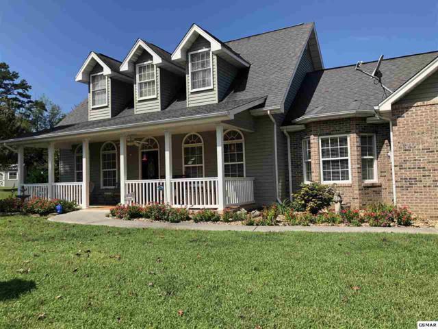 285 Burning Oaks Drive, Sevierville, TN 37876 (#218533) :: Four Seasons Realty, Inc
