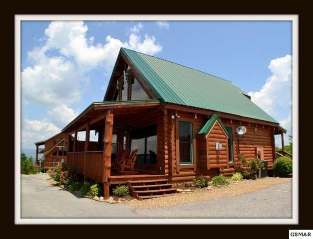 """3653 Buckeye Knob Way """"Breathless"""", Sevierville, TN 37862 (#218546) :: The Terrell Team"""
