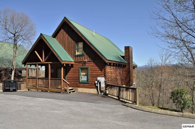 4463 Forest Vista Way, Pigeon Forge, TN 37863 (#218633) :: SMOKY's Real Estate LLC