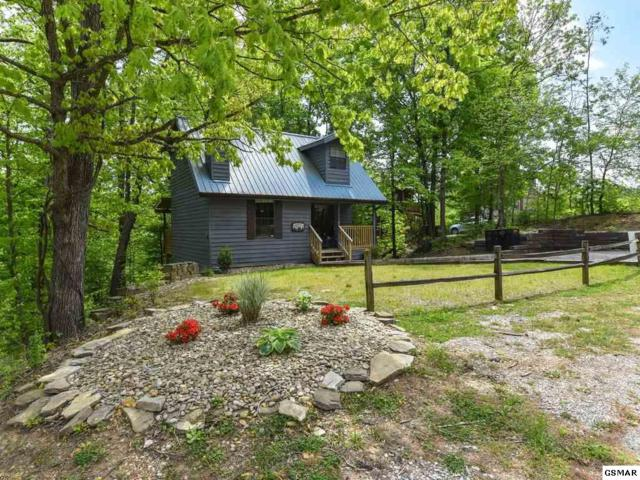 638 Oaks View Ct A & B, Pigeon Forge, TN 37863 (#218659) :: Four Seasons Realty, Inc